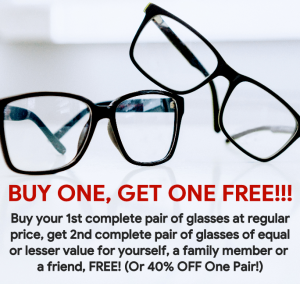 Wing Eyecare Coupon for November 2018